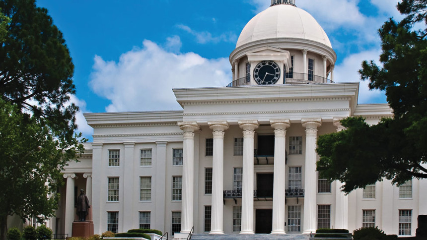 Alabama state capital