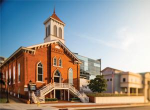 The Dexter Avenue King Memorial Baptist Church