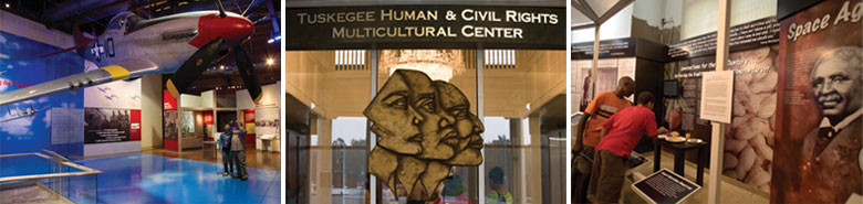 historic sites in Tuskegee, Alabama